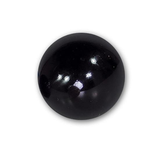 Billard Snooker-Ball Favorite Schwarz 52,4 mm