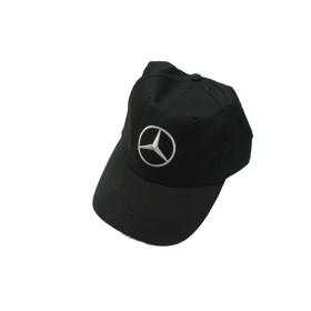 Mercedes Cap Basic schwarz aus der Mercedes Benz Collection