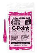 E-Point Spitzen lang 2BA Neonpink (100 Stück)