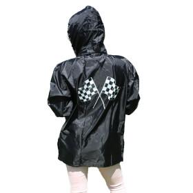 Regenjacke Racing Größe L