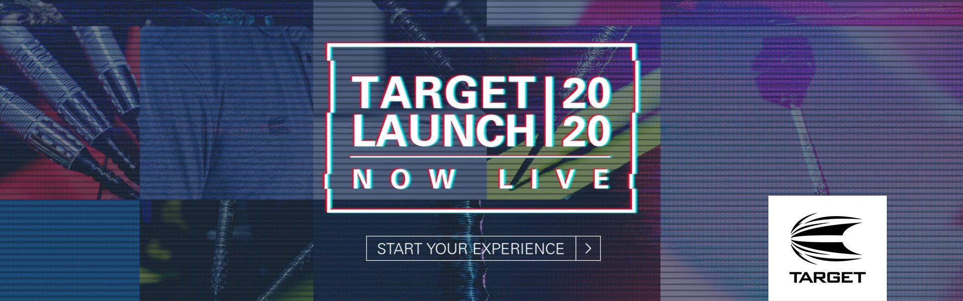 Target Launch 2020 - Neue Darts