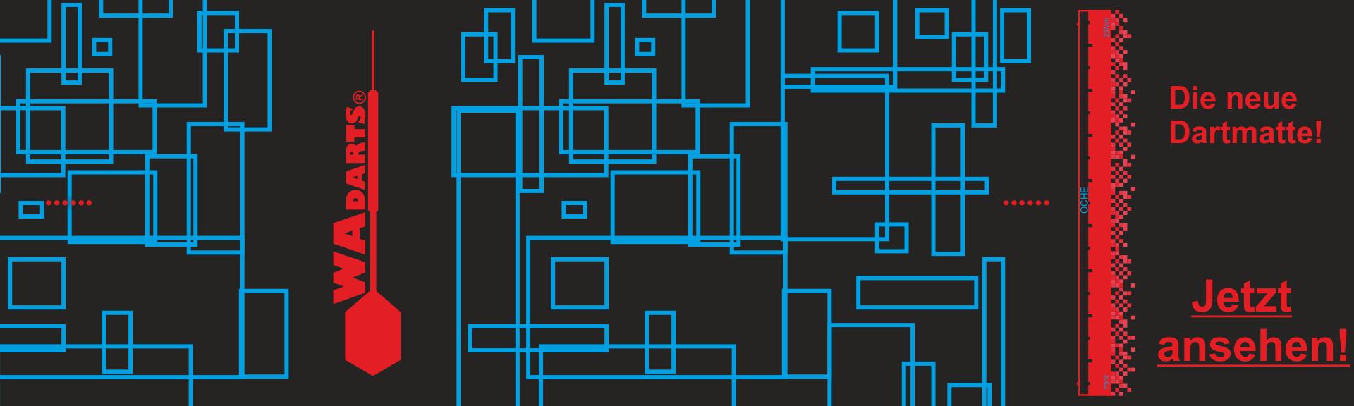 Dartmatte Matrix von WADARTS