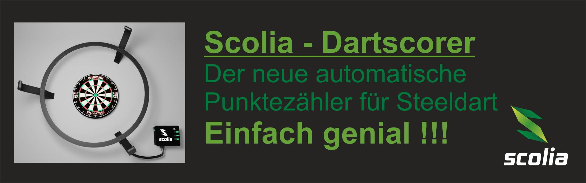 Scolia Dart Scorer